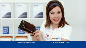 Progressive TV Spot, 'Talking Wallet' - 199 commercial airings