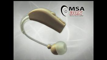 MSA 30X TV Spot - Thumbnail 2