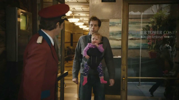 Taco Bell Cantina Steak Burrito TV Spot, 'Big Daddy' Song by  - Thumbnail 1
