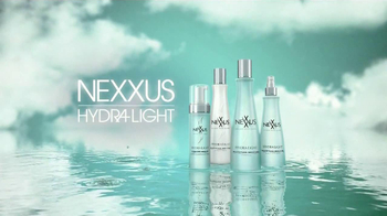 Nexxus Hydra-Light TV Spot - Thumbnail 3