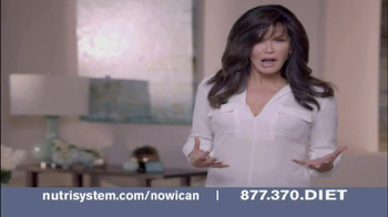 Nutrisystem Success TV Spot Featuring Marie Osmond