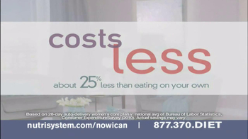 Nutrisystem Success TV Spot Featuring Marie Osmond  - Thumbnail 7