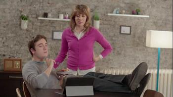 Microsoft Outlook TV Spot, 'Pie: Don't Get Scroogled' - Thumbnail 2