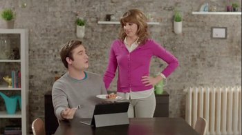 Microsoft Outlook TV Spot, 'Pie: Don't Get Scroogled' - Thumbnail 5