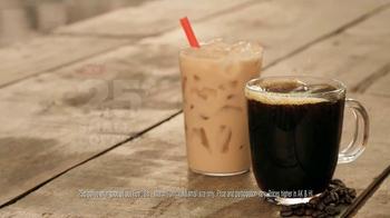 Burger King Coffee TV Spot, 'Taste Test' - Thumbnail 10