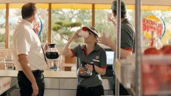 Burger King Coffee TV Spot, 'Taste Test'