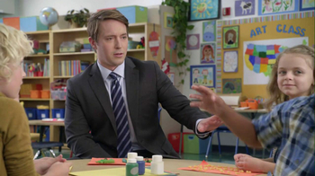 AT&T 2013 Super Bowl TV Spot, '2 Things at Once' Featuring Beck Bennett - Thumbnail 7