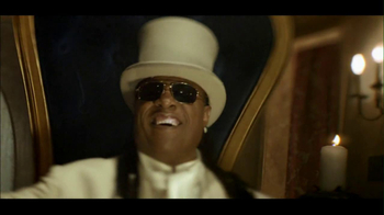 Bud Light 2013 Super Bowl TV Spot, 'Voodoo' Song by Stevie Wonder