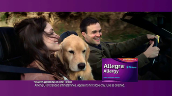 Allegra TV Spot, 'Love to Own' - Thumbnail 9