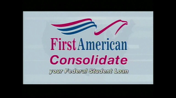 First American Loans Student Aid TV Spot - Thumbnail 2