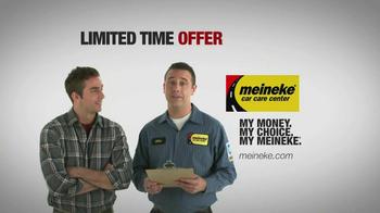 Meineke Oil Change >> Meineke Oil Changes Tv Commercial Video