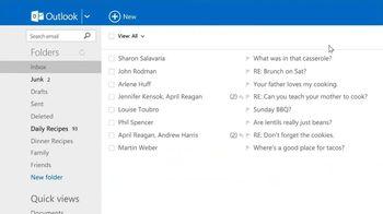 Microsoft Outlook TV Spot, Song by Macklemore - Thumbnail 5