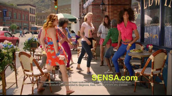 Sensa TV Spot, 'Shake Your Sensa'