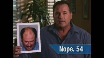 Bosley TV Spot 'Who Looks Better?'