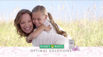 Nature S Bounty Hair Skin Nails Tv Commercial Model