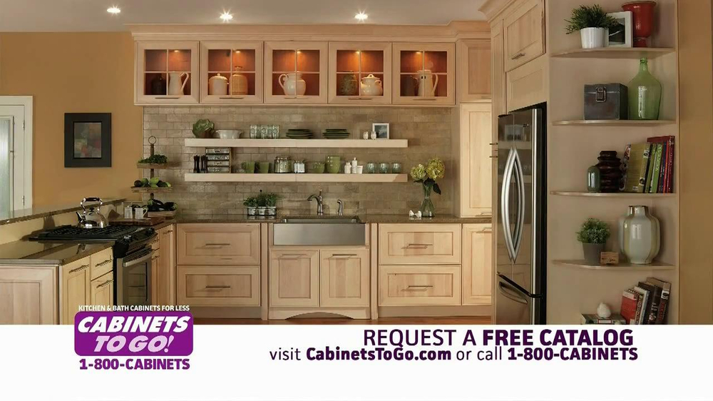 Interior Cabinet To Go 5 signs youre in love with cabinet to go cabinets tv commercial 30 off ispot go