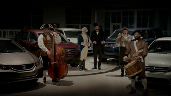 Honda Presidents Day Sales Event TV Spot, 'R&B Presidents' - Thumbnail 9