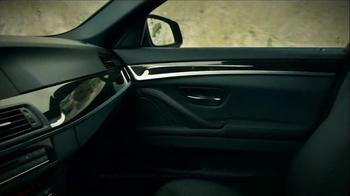 2013 BMW 5 Series TV Spot, 'What you Love' - Thumbnail 6