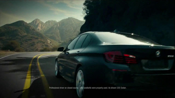 2013 BMW 5 Series TV Spot, 'What you Love' - Thumbnail 8