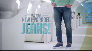 Old Navy TV Spot, 'Airplane Jean Sale' Featuring Julie Hagerty - Thumbnail 2