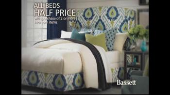 Bassett Presidents' Day Sale TV Spot