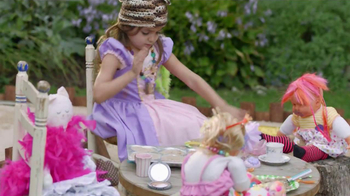 Tide+Downy TV Spot, 'Princess Dress'