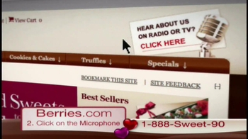 Shari's Berries TV Spot  - Thumbnail 9
