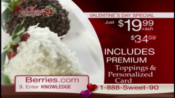 Shari's Berries TV Spot