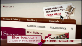 Shari's Berries TV Spot  - Thumbnail 4