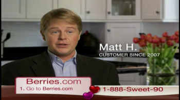 Shari's Berries TV Spot  - Thumbnail 6