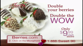 Shari's Berries TV Spot  - Thumbnail 8