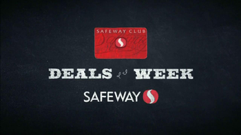 Safeway Deals of the Week TV Spot, 'DiGiorno, Dreyers' - Thumbnail 1