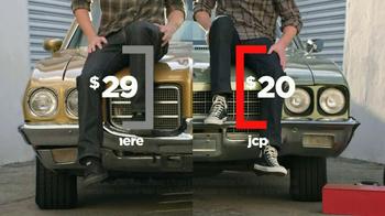JCPenney TV Spot 'Compare: Men's Jeans' - Thumbnail 6