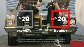 JCPenney TV Spot 'Compare: Men's Jeans' - Thumbnail 7