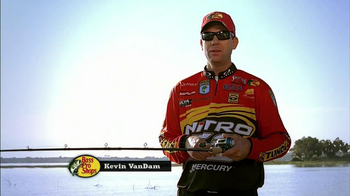 Bass Pro Shops Gear Up Sale TV Spot, \'Baitcast\' Featuring Kevin VanDam