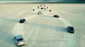 2013 Lexus CT 200h TV Spot, 'Hybrid DNA'