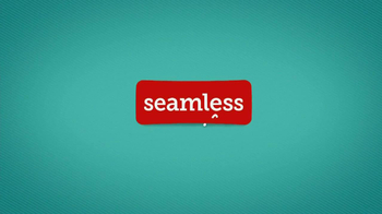 Seamless.com TV Spot, 'Food is Here' - Thumbnail 1