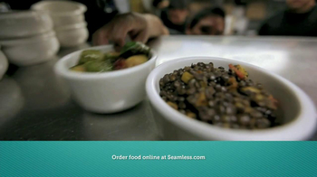 Seamless.com TV Spot, 'Food is Here' - Thumbnail 4