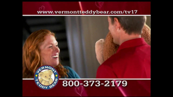 Vermont Teddy Bear TV Spot, 'Valentine's Day' - Thumbnail 3