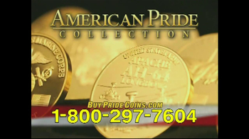 American Pride Coins TV Spot