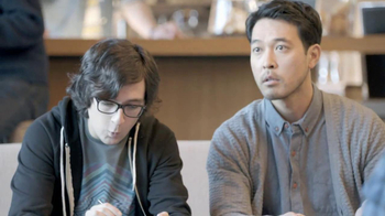 Samsung Galaxy Note II TV Spot, 'Unicorn Apocalypse' Featuring Josh Brener - Thumbnail 7