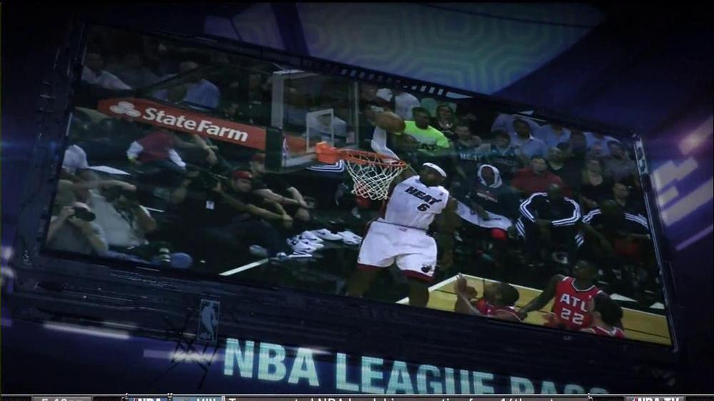 how to stream nba league pass to tv