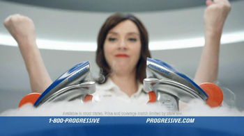 Progressive Name Your Price Tool TV Spot, 'One Woman Narration' - 18 commercial airings