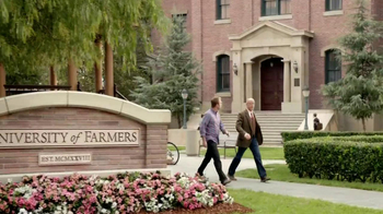 Farmers Insurance TV Spot, 'Smarter: Trampoline'