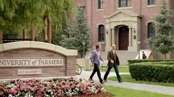 Farmers Insurance TV Spot, 'Smarter: Trampoline'