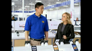Best Buy Gift Card TV Spot, 'Phone Carriers' Featuring Amy Poehler