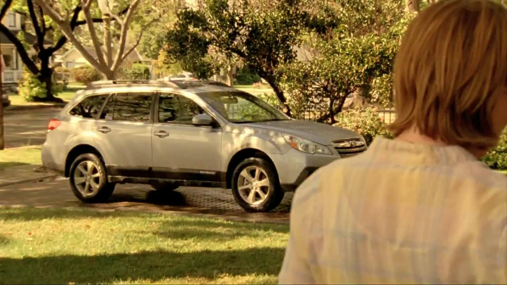 Subaru TV Commercial, 'Little Brother' Song by Andrew ...