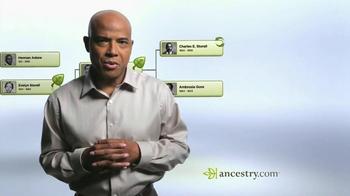 Ancestry.com TV Spot, 'Born a Slave, Died a Business Man' - Thumbnail 4