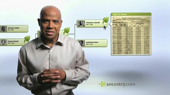 Ancestry.com TV Spot, 'Born a Slave, Died a Business Man' - Thumbnail 5