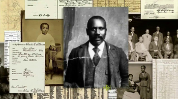 Ancestry.com TV Spot, 'Born a Slave, Died a Business Man' - Thumbnail 6